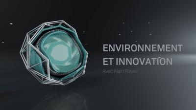 Environnement et innovation avec Alain Rayes