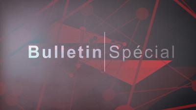 Bulletin spécial