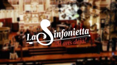 La Sinfonietta : 20 ans déjà!